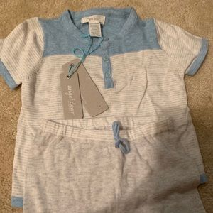 Brand new, super soft outfit for boy, non smoker